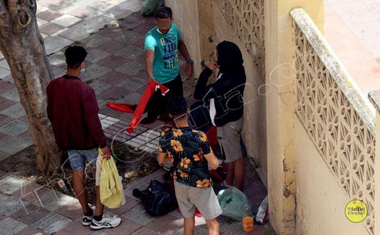Marruecos utiliza a su población para recordar a Europa y España su papel de gendarme de la frontera africana.