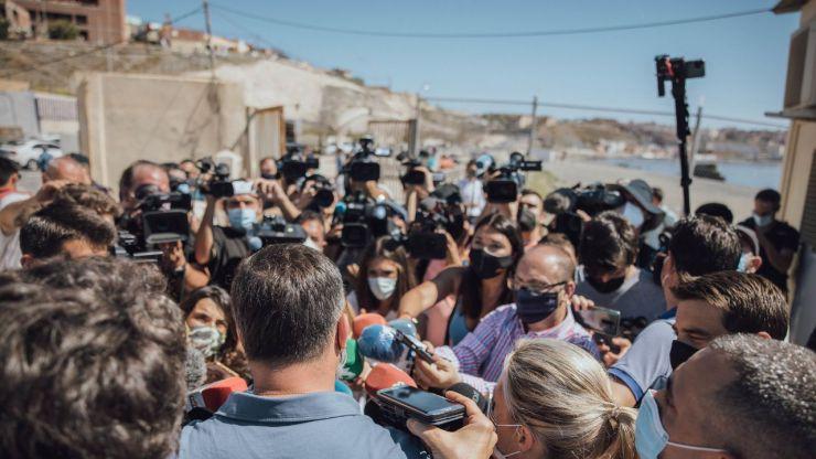 VOX denuncia el incumplimiento del tratado con Marruecos al no realizar ninguna repatriación de menas desde 2007
