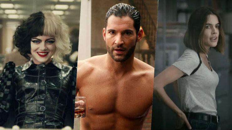 Estrenos de Netflix, HBO, Prime Video y Disney+: De 'Cruella' a 'Lucifer' pasando por la esperada 'Parot'