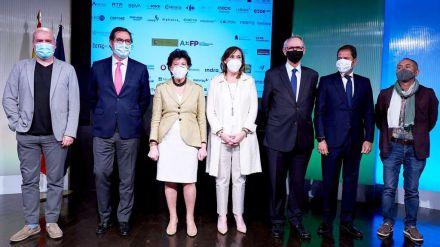Celaá impulsa una gran alianza de país para consolidar la nueva Formación Profesional