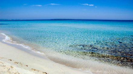 La menor de las Pitiusas, el 'último paraíso del Mediterráneo'
