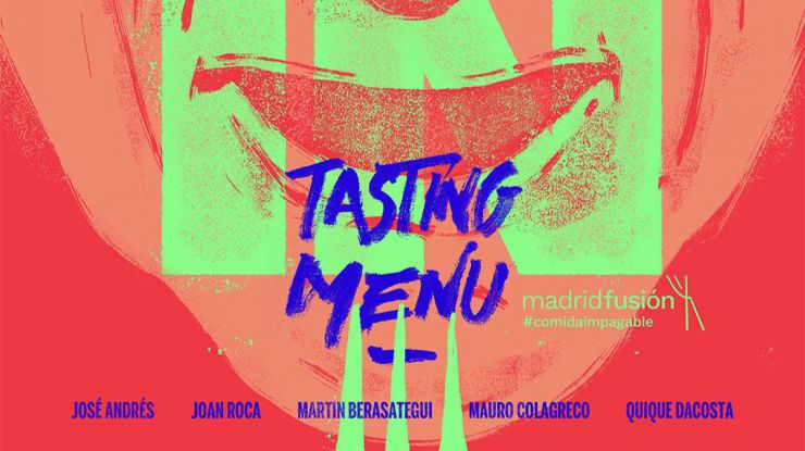 Madrid Fusión convence a Robert De Niro con una 'cena impagable'