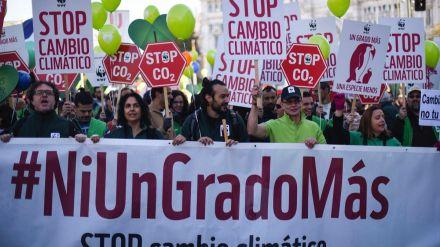 La OMM advierte del incremento de temperatura global de 1,5ºC y sus nefastas consecuencias