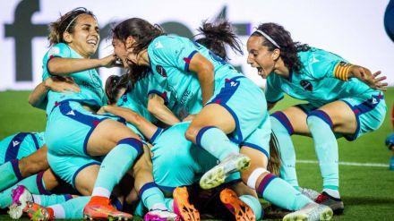 Fútbol femenino: Espectacular semifinal de la Copa de la Reina