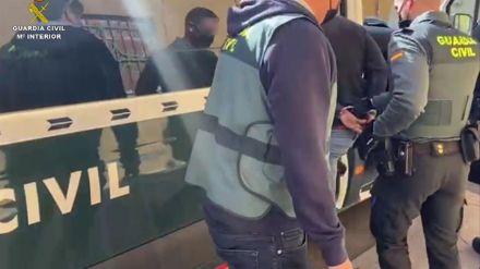 Desarticulada una organización criminal que introducía estupefacientes en las Islas Canarias