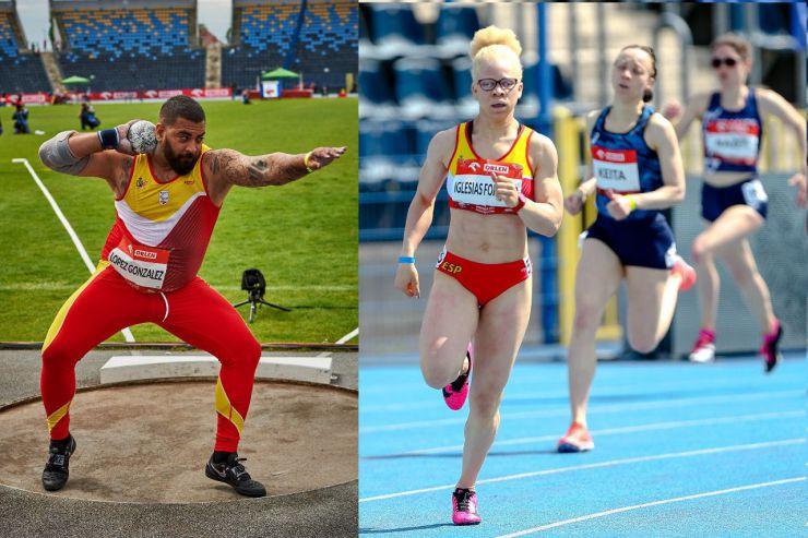 La selección española regresa con 27 medallas del Europeo de Atletismo Paralímpico de Polonia