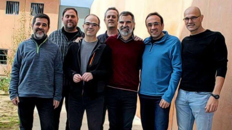 Sobre los indultos a los políticos presos: 'Son un insulto a la inteligencia de los españoles'