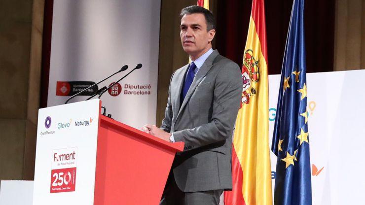 Sánchez reivindica la concordia y el reencuentro como armas de progreso