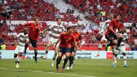 Diego Llorente da negativo y podría reincorporarse a la Selección