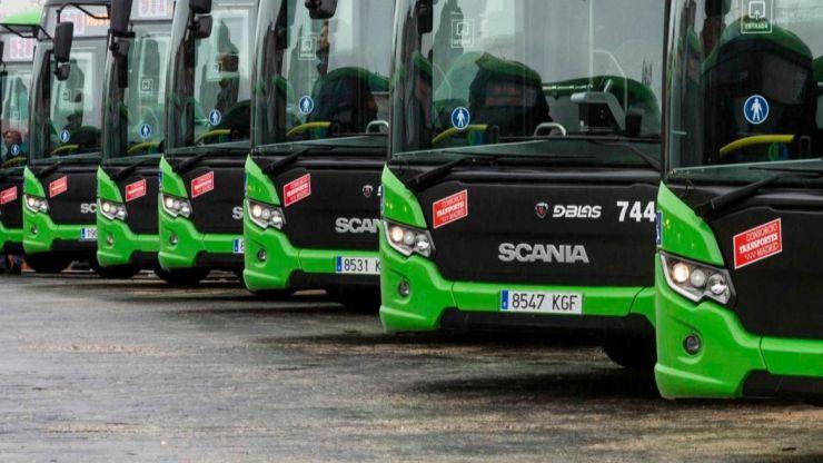 Transporte público: El Gobierno repartirá de 433,9 millones entre las entidades locales