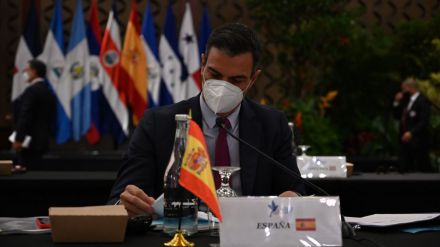 Sánchez busca soluciones a la crisis de los desplazados forzados en Centroamérica y México