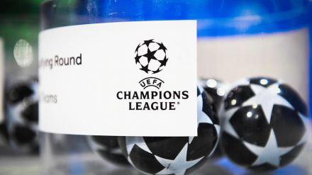 Sorteo: Segunda ronda de clasificación de la UEFA Champions League