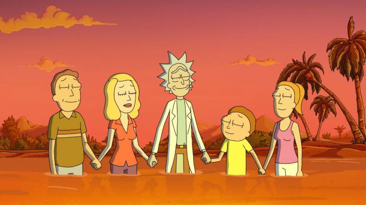 'Rick y Morty' aterrrizan este lunes en HBO España y TNT