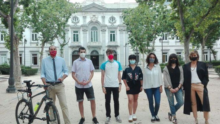 Las organizaciones avisan al Gobierno: 'Seguiremos exigiendo justicia climática en los tribunales'