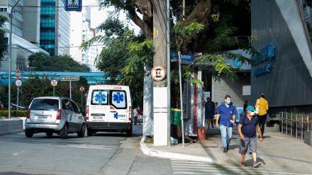 Brasil como escenario de varias epidemias de COVID-19