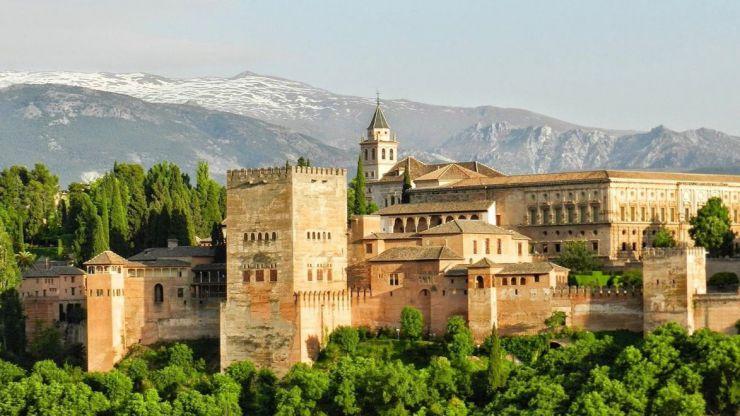La Alhambra, Patrimonio Mundial de Andalucía