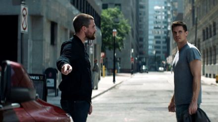 'Code 8' vuelve a Netflix con Robbie Amell y Stephen Amell al frente