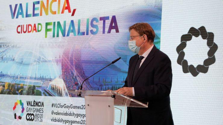 València, ¿sede de los 'Gay Games 2026'?
