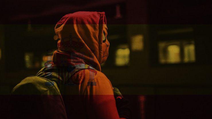 Migrantes españoles, héroes de la patria