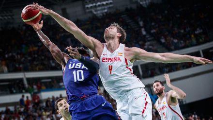 La Selección Española de Baloncesto camino a los Juegos Olímpicos de Tokio