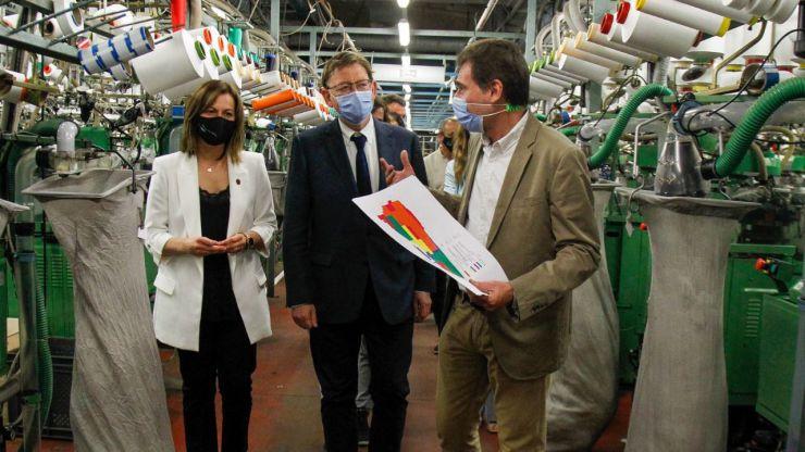 Puig anuncia que el apoyo financiero del Consell a Marie Claire ascenderá a 12 millones de euros
