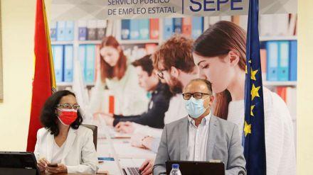 CCOO lucha para evitar el despido de un millar de trabajadores del SEPE
