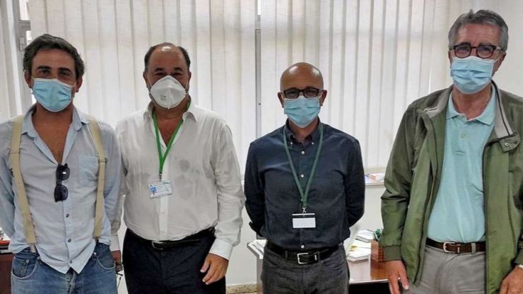 Cooperación Internacional: Ceuta presenta en Cádiz un proyecto cardiológico para Guinea-Bisáu
