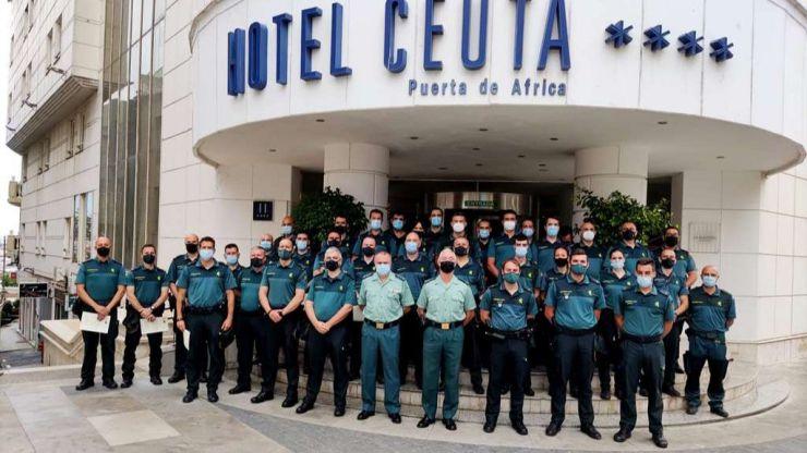 Seminario contra la inmigración irregular en Ceuta
