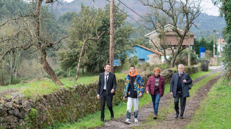 A todo tren. Destino Asturias