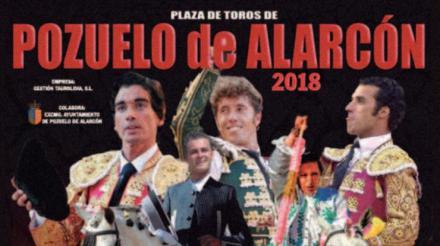 Curro Díaz, Manuel Escribano y Morenito de Aranda componen el cartel taurino de las fiestas de Pozuelo