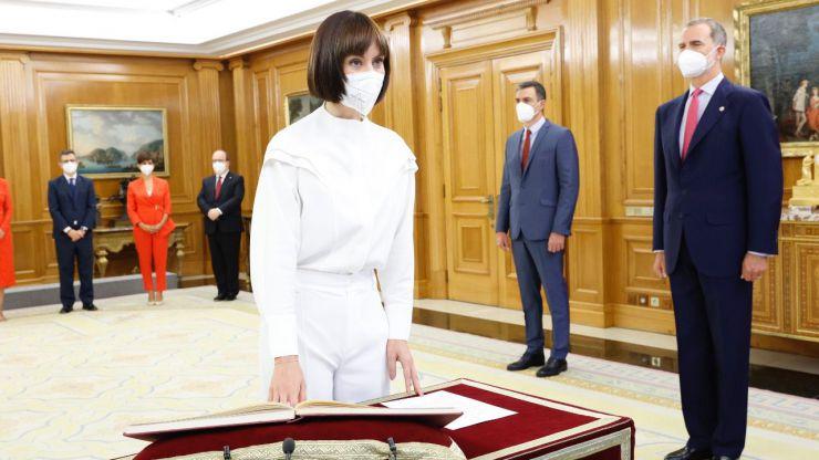 Diana Morant, nueva ministra de Ciencia e Innovación en sustitución de Pedro Duque