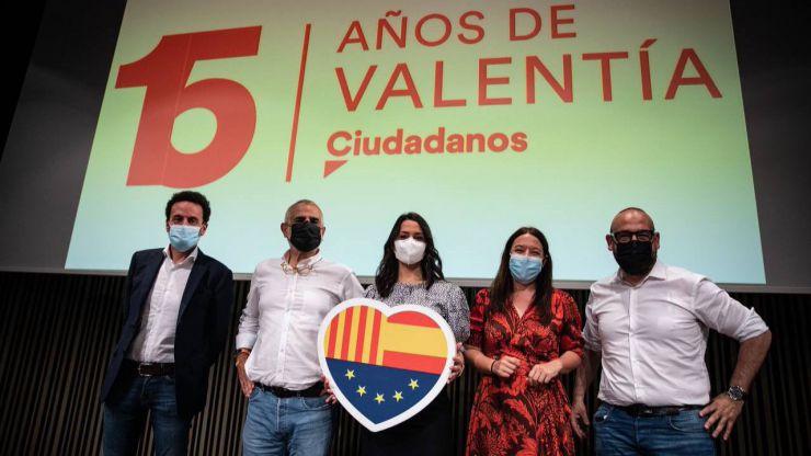 Arrimadas reivindica el papel de Ciudadanos: