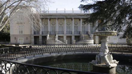 El Jardín de El Capricho de Madrid esconde una nueva atracción que se prepara para su apertura al público
