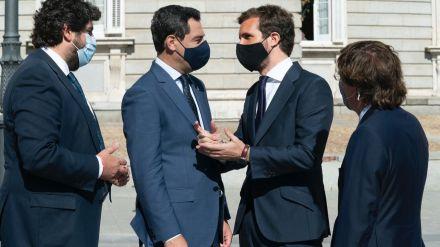 Casado: 'España necesita urgentemente un marco legal para contener los contagios'