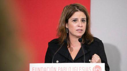 Lastra lamenta el 'callejón sin salida' de los que 'buscan con la confrontación permanente la división entre españoles'