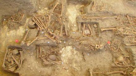 El hallazgo de otra fosa común en Jimena anima a buscar a familiares represaliados