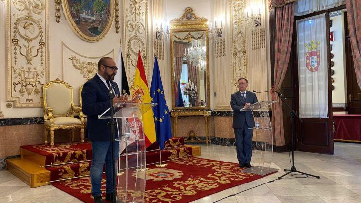 Ceuta agradece a Ciudadanos que impulsase la Resolución en Bruselas