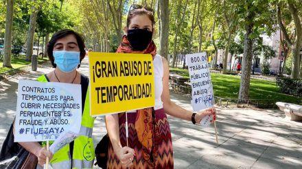 CSIF valora la convalidación del decreto sobre temporalidad por el Congreso