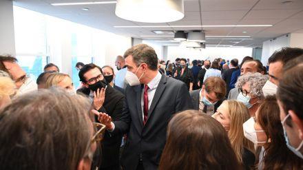 Sánchez propone convertir a España en un hub audiovisual líder en Europa y el mundo