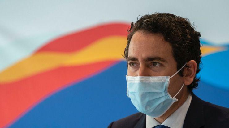 García Egea: 'Sánchez no tiene partido, tiene una corte de aduladores'