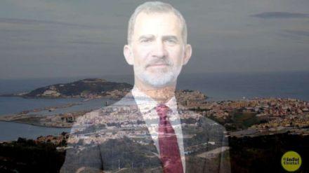 Ceuta invita al Rey pero el Gobierno dirá 'no' para evitar ofender a Marruecos