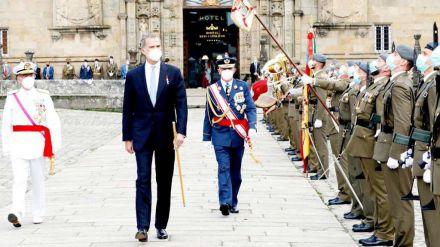 Felipe VI: 'Renovamos la ofrenda de un pueblo que quiere ser agradecido'