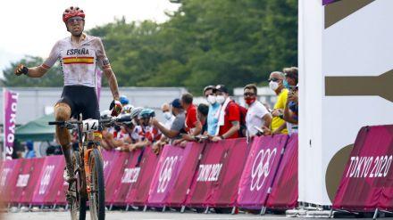 JJOO: David Valero conquista el bronce en mountain bike