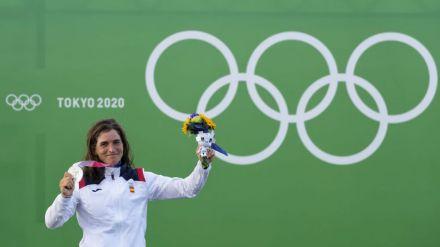 Tercera medalla para España: Maialen Chourraut, plata en eslalon K1
