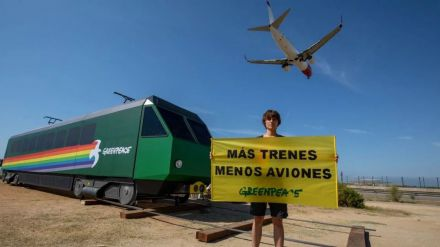 Denuncian la incoherencia climática del Gobierno y la Generalitat