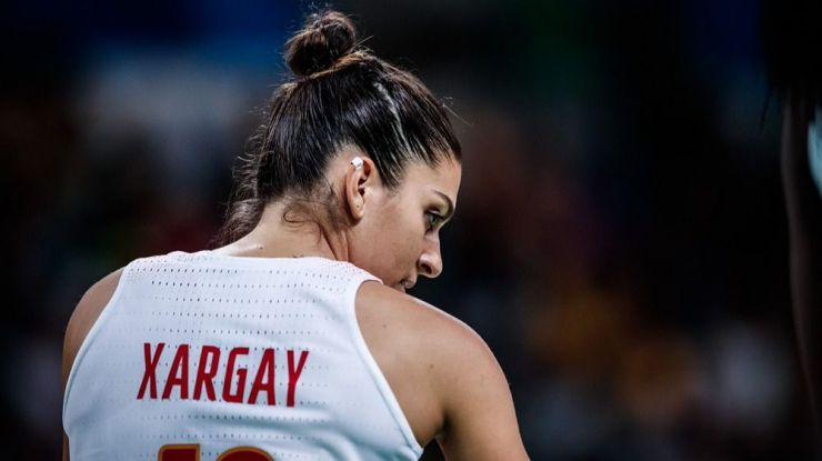 La FEB respalda a Marta Xargay y condena cualquier conducta abusiva