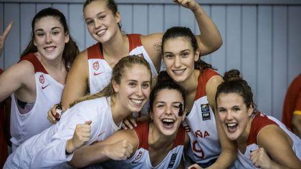 Baloncesto: La U19 Femenina se mete en cuartos de final