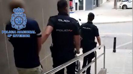 Detenida en Gandía una persona reclamada en Holanda por delitos de terrorismo