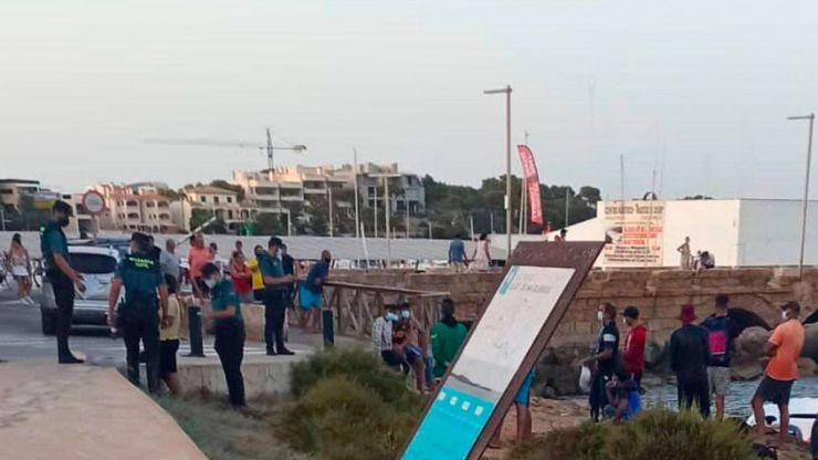 Vox señala a Baleares como ruta de entrada de la inmigración ilegal