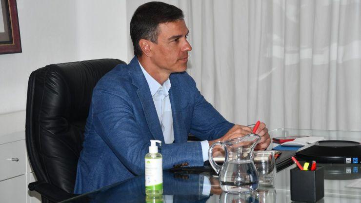 Así ha seguido en directo Sánchez el operativo español de evacuación de Afganistán